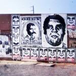 East Village Project Street Art Shepard Fairey 1999 Obey Giant